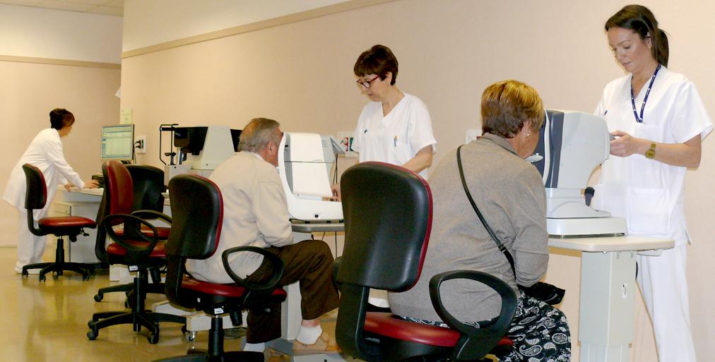 El Parc Taulí adequa un nou dispositiu d'atenció de les urgències oftalmològiques
