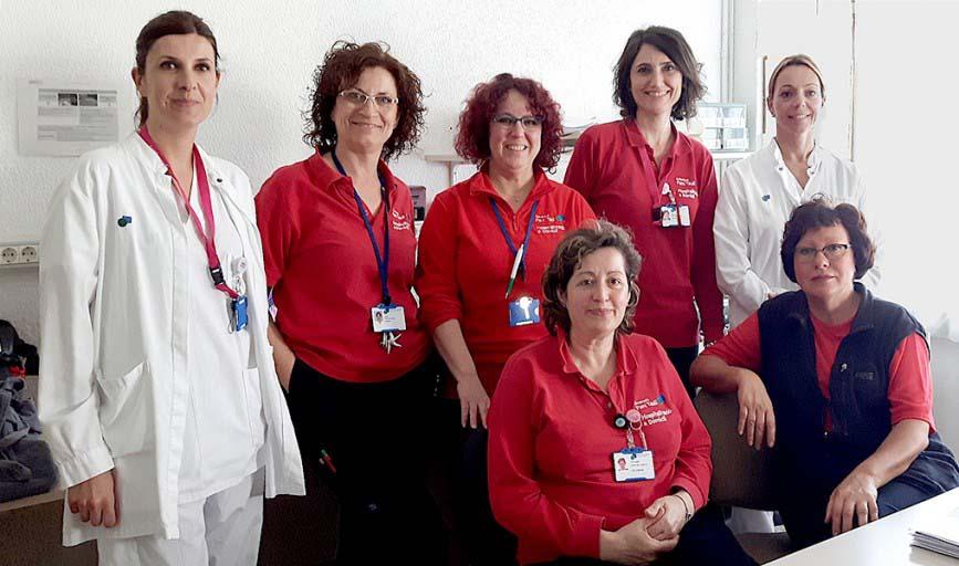 Un estudi liderat per infermeres del Parc Taulí demostra l'alt grau de satisfacció dels pacients atesos a hospitalització a domicili