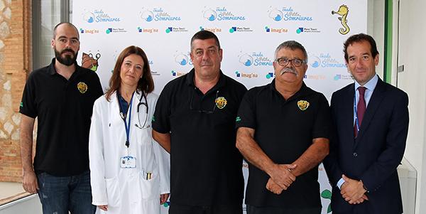"""Taxistes voluntaris de Sabadell se sumen al projecte solidari 'Una Onada de Petits Somriures"""" a beneficide Pediatria del Parc Taulí"""