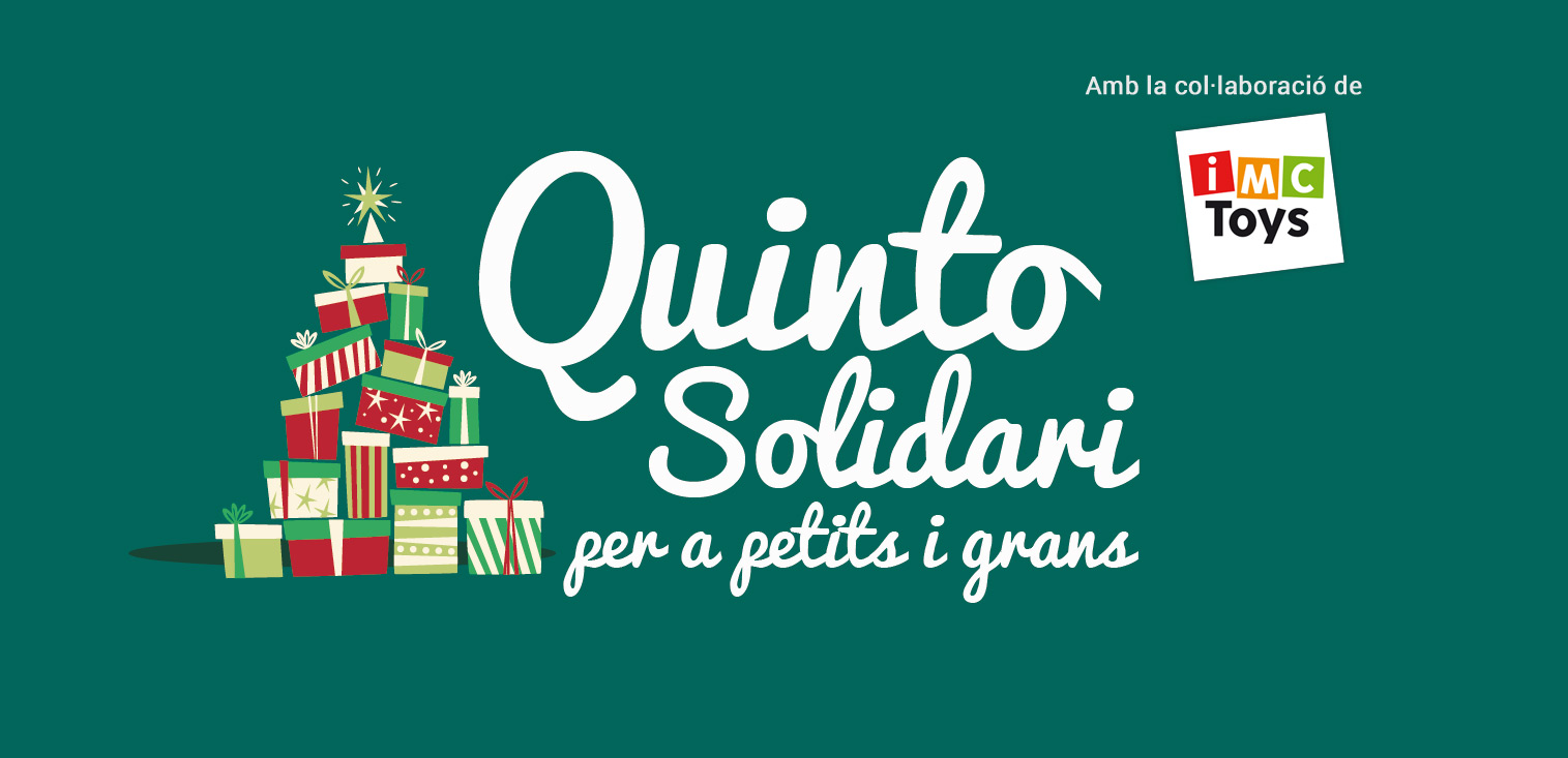Emporta't un regal amb el Quinto solidari del Taulí!