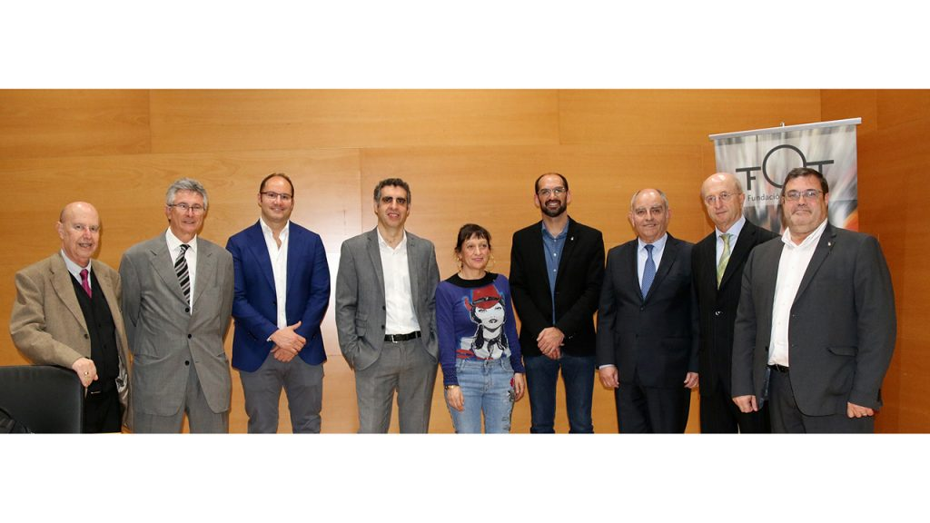 La Fundació Olga Torres premia els investigadors Rodrigo de Almeida i Manel Esteller