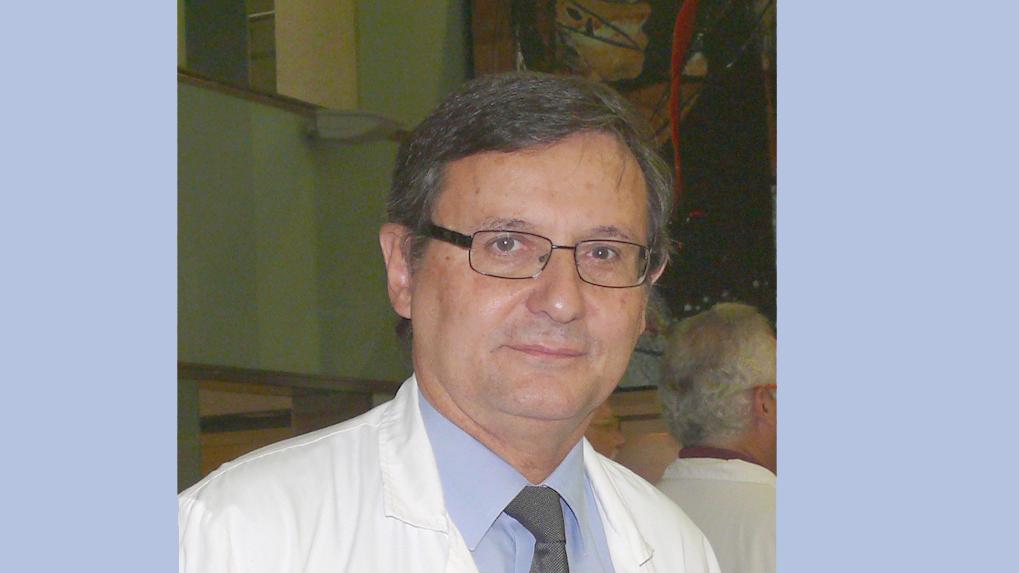 El Dr. Salvador Navarro, distingit com a Acadèmic Corresponent de la Reial Acadèmia de Medicina de Catalunya