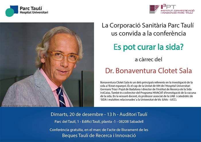 El Parc Taulí aporta 100.000 euros a projectes de recerca i innovació de professionals de la institució