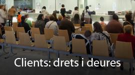 Clientes: derechos y deberes