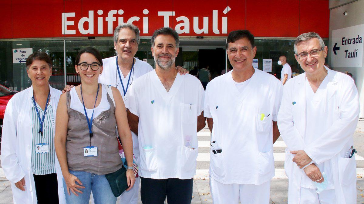 El Parc Taulí, designado como unidad de experiencia clínica en enfermedades minoritarias inmunitarias del área de autoinmunes sistémicas en el ámbito de Cataluña