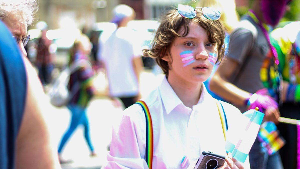 Webinar SWITCH 30 + 30 - Psicoeducación en adolescencias Trans *