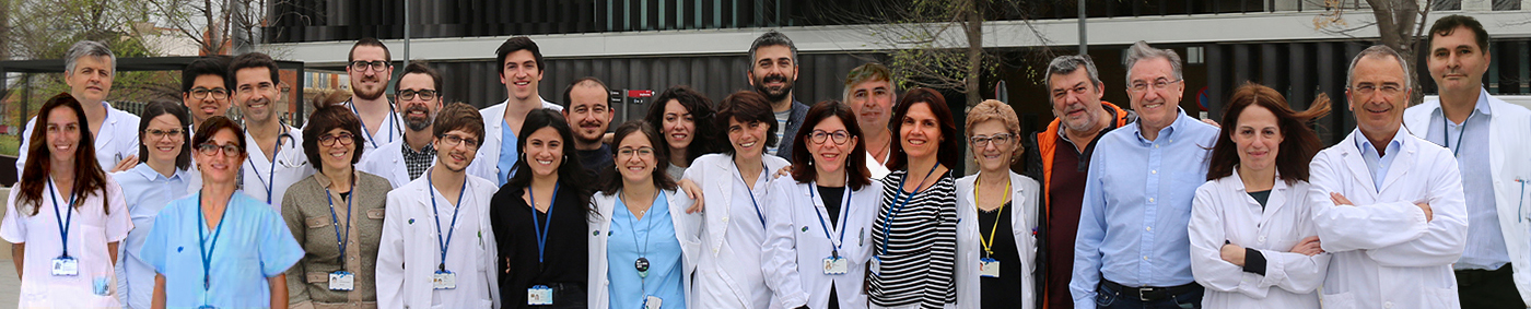Photo of the Digestive System Service team