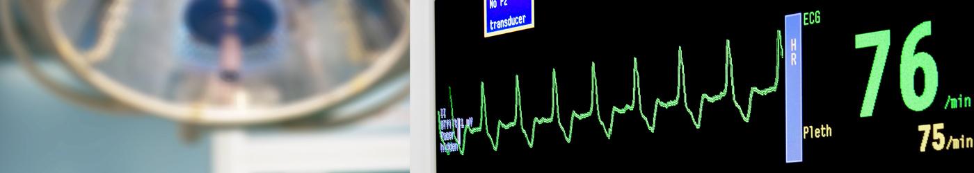 Monitor de grabación de constantes vitales