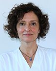 Photo of Marta Navarro Vilasaró, director of the Infectious Diseases Service