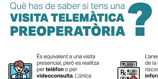 Enlace a Visita telemática preoperatoria: qué debes saber?