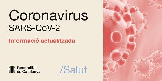 Enlace a info coronavirus en la web del Gencat