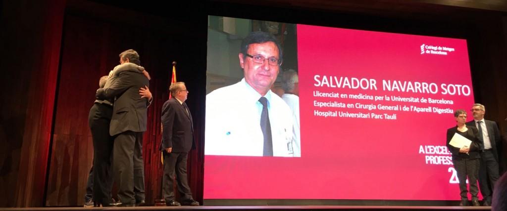 Corporaci sanit ria parc taul inici for Salvador navarro