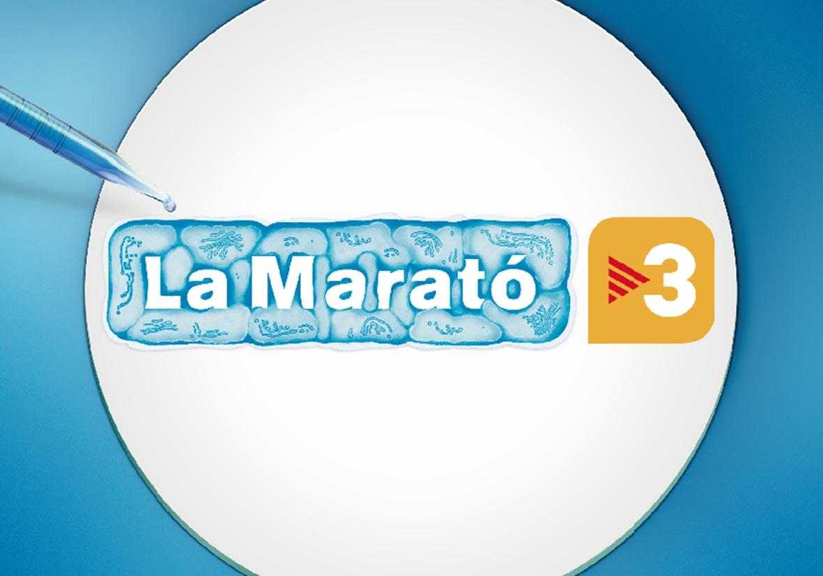 El CAP Can Rull amb La Marató de TV3!