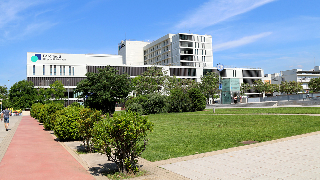 Les obres de reforma a diferents plantes d'hospitalització del Parc Taulí que es fan coincidint amb els mesos d'estiu segueixen a bon ritme