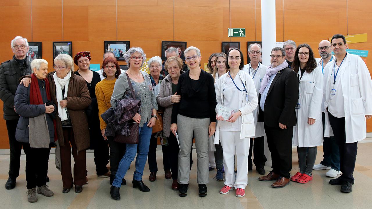 Presentació de la 'Guia informativa sobre el càncer de mama' editada per la Unitat de Patologia Mamària del Parc Taulí