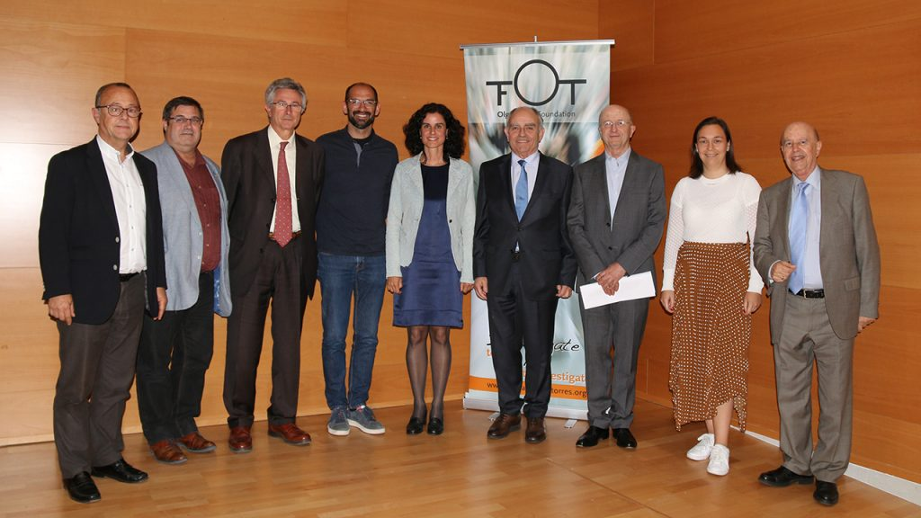 La Fundació Olga Torres premia les investigadores Laura Valle i Ceres Fernández