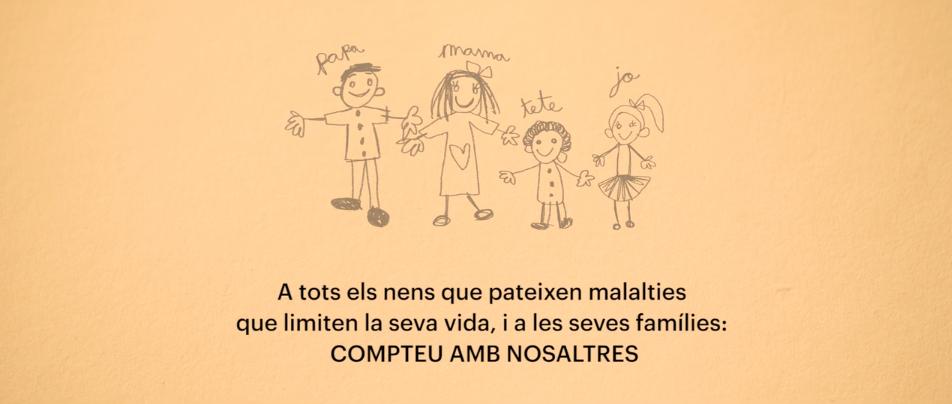Millorar l'atenció als nens que tenen malalties que limiten la vida: UN DEURE DE TOTS.