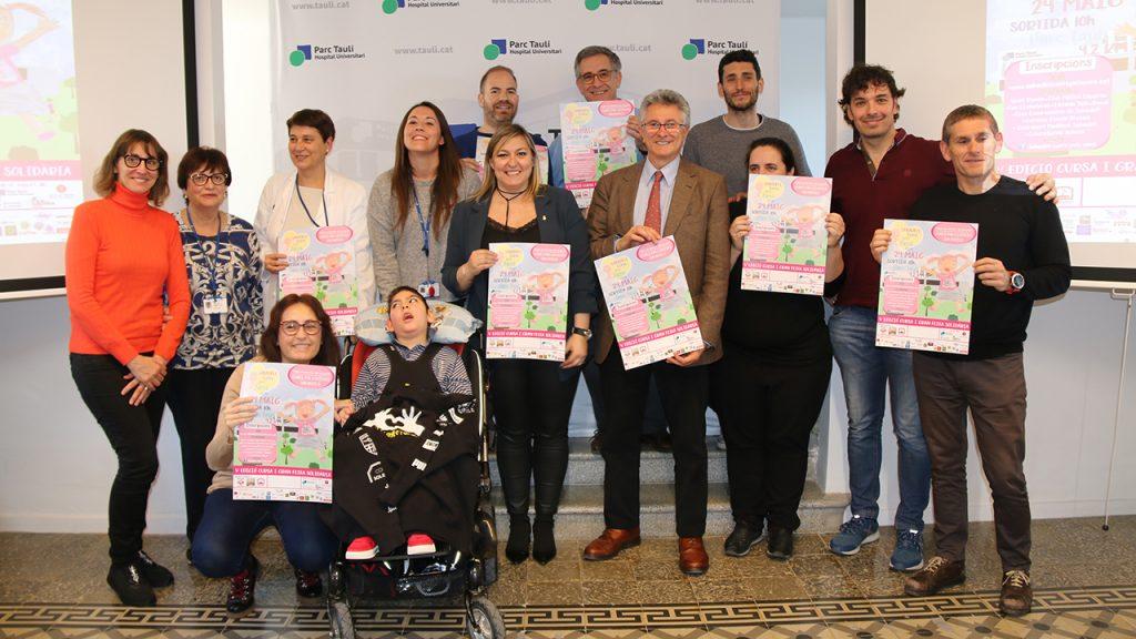 Obertes les inscripcions a la V Cursa Solidària 'Sabadell Corre pels Nens' en benefici dels pacients pediàtrics pal·liatius i crònics complexos