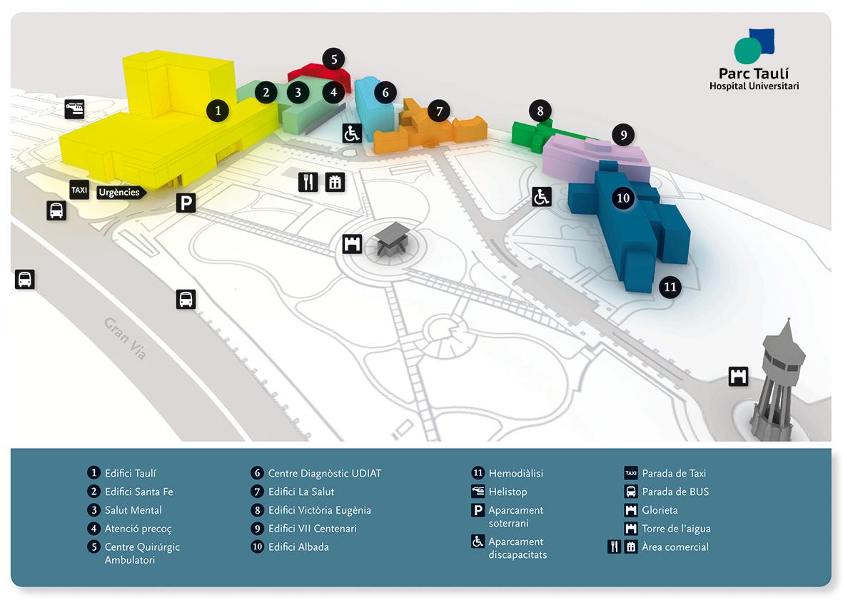 Big Tauli enclosure map