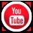 Icono acceso a Youtube