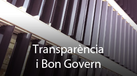 Portal of transparency and good governance of Parc Taulí